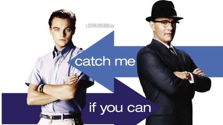 Catch Me If You Can - Film Review
