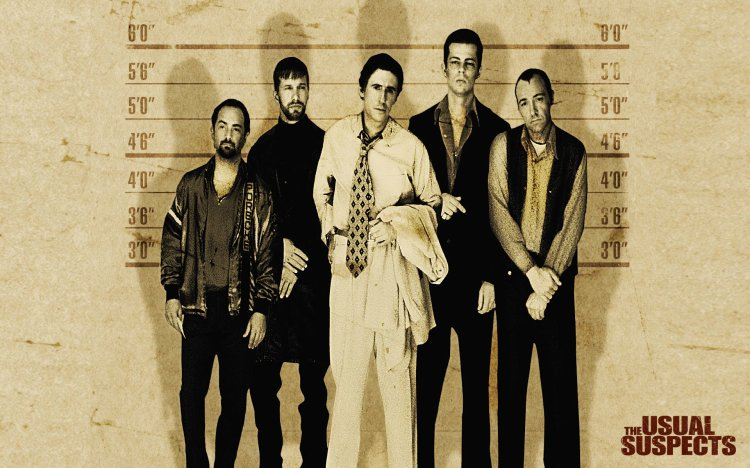 The Usual Suspects - Film Review