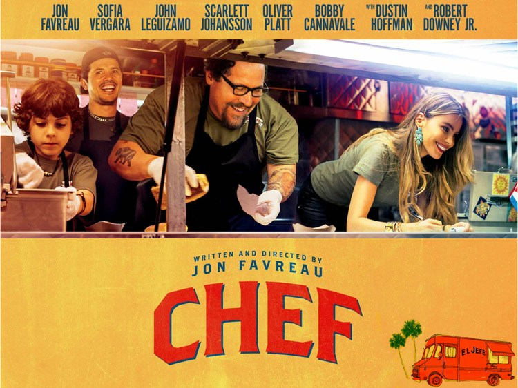 Chef - Movies that make you smile