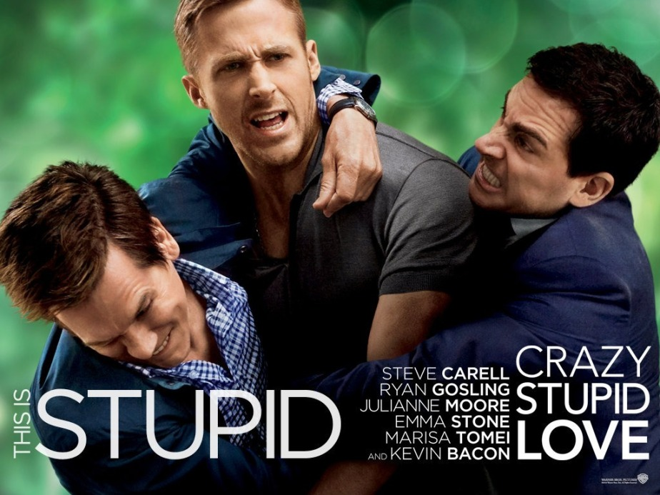 Crazy Stupid Love - Movie that make you smile