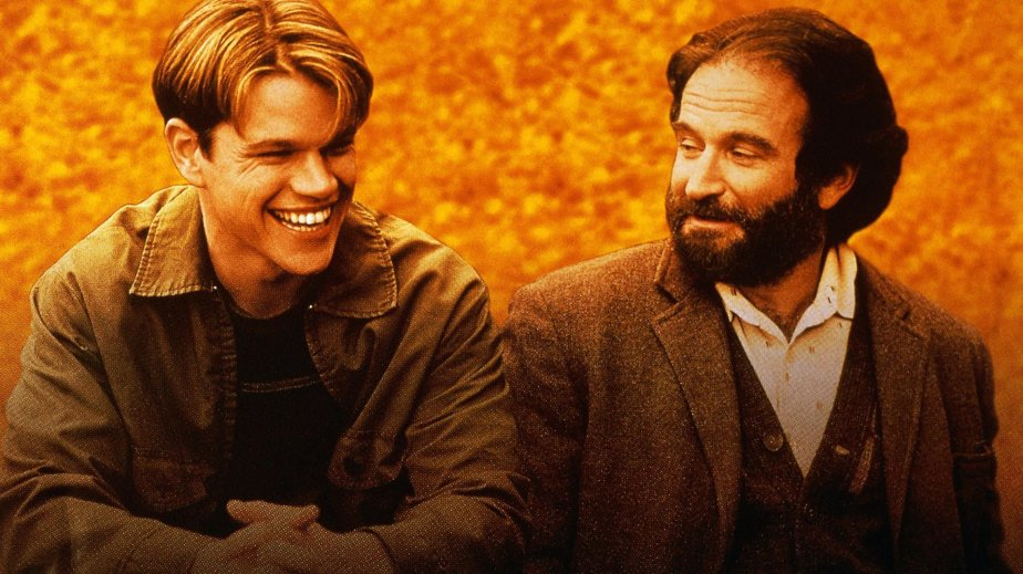 Good Will Hunting - Movie that make you smile