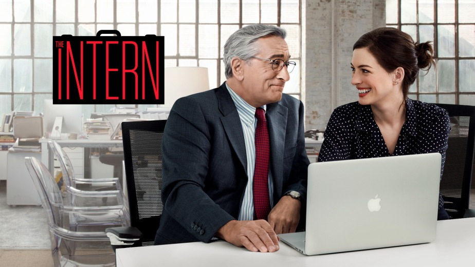 The Intern - Movies that make you smile