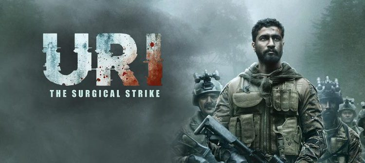 uri - the surgical strike - film review