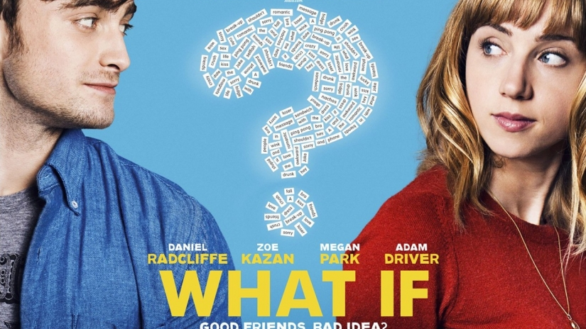 what if - film review
