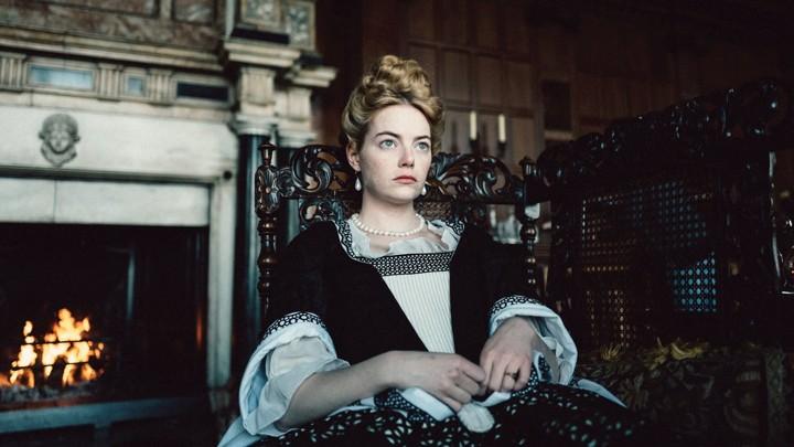 Emma Stone - The Favourite