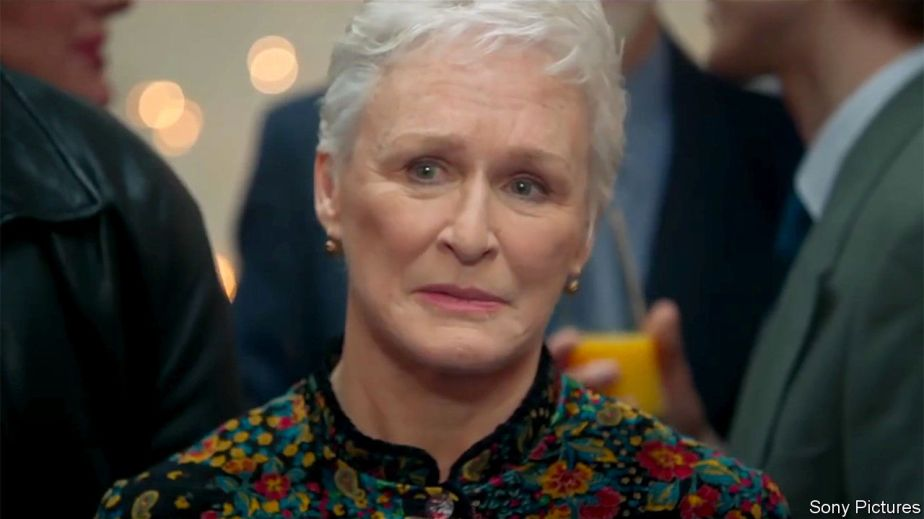 Glenn Close - The Wife