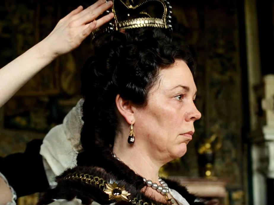Olivia Colman - The Favourite