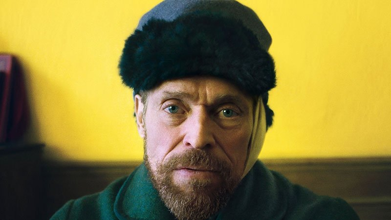 Williem Dafoe At Eternity's Gate