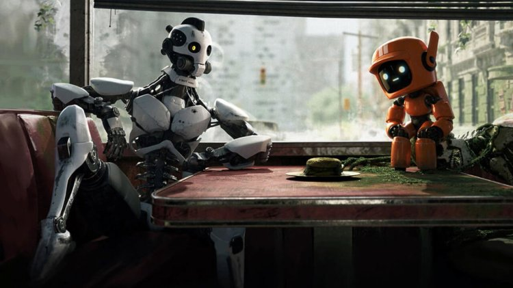 Three Robots - Episode Review