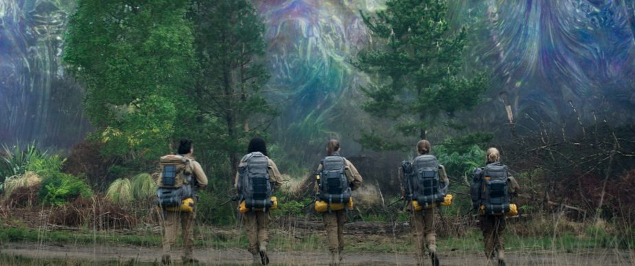 Annihilation Film Review