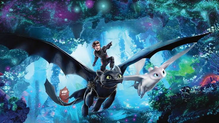 How to Train Your Dragon- The Hidden World