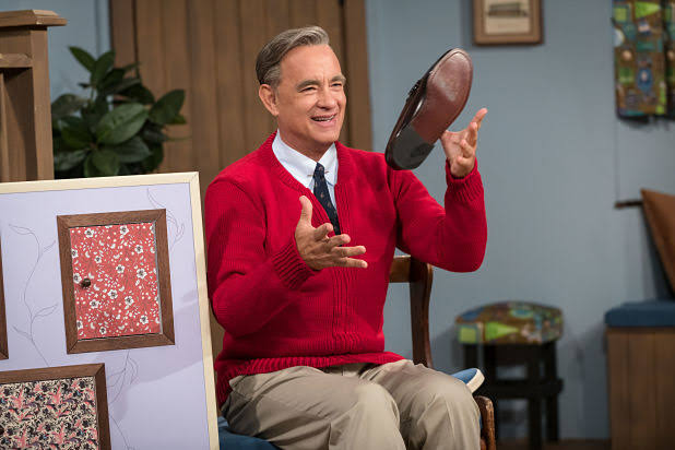 Tom Hanks, A Beautiful Day in the Neighborhood