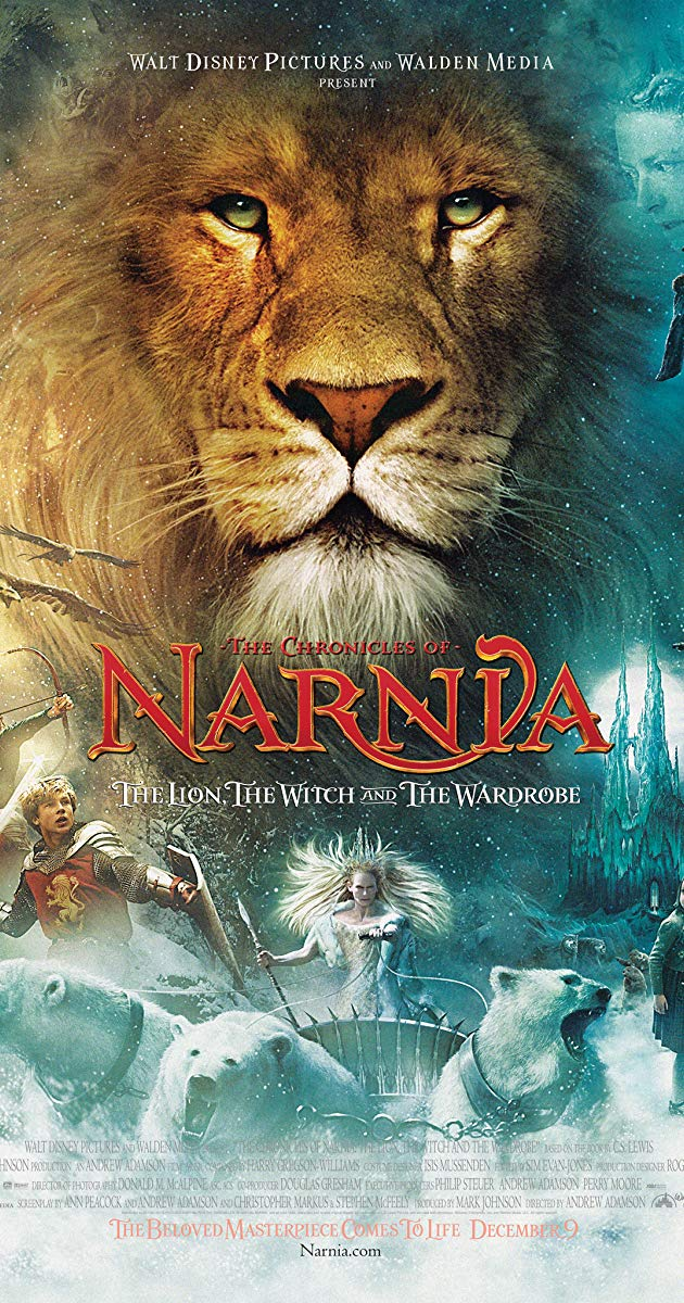 The Chronicles of Narnia - The Lion The Which and The Wardrobe